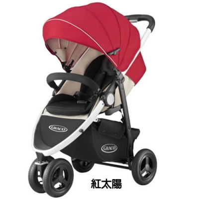 GRACO CITITREK單向推車