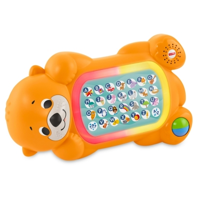Fisher Price 費雪 LINKIMALS字母學習水獺